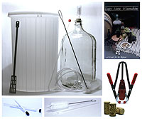Country Wine Kit Equipment Package (item #4005)
