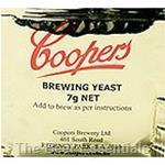 Coopers Ale Dry Yeast 7 grams