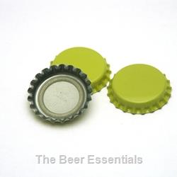 Bottle cap in gold 1 lb.