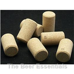 Belgium Bottle Corks in 25 count