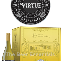 The Gold Standard -  German Riesling   	2018 RQ4 Program