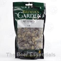 Rock candy, dark - 1 lb.