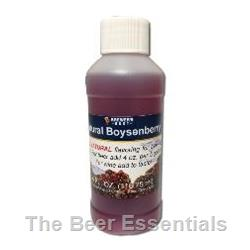 Natural Fruit Concentrates Boysenberry - 4 oz.