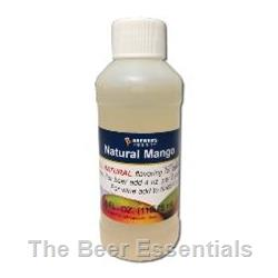 Natural Fruit Concentrates Mango - 4 oz.