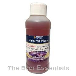 Natural Fruit Concentrates Plum - 4 oz.