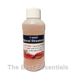 Natural Fruit Concentrates Strawberry - 4 oz.