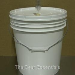 Fermenter - 7.9 gallon with lid, airlock and stopper