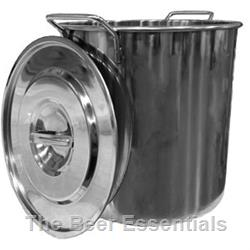 The Beer Essentials Stainless Steel Kettle 20 Quart