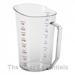 Measuring cup - 1 gallon/3.8 liter