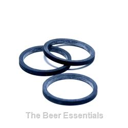 Coupling gasket in black