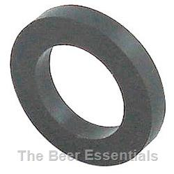 Rubber hex nut washer