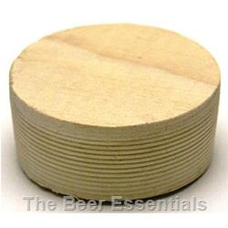 Wooden keg bung 1 15/16